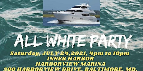 Baltimore Black Boaters presents our All White Par tickets
