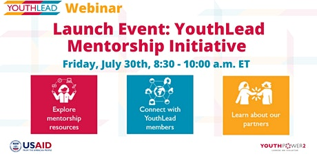 Launch Event: YouthLead Mentorship Initiative tickets