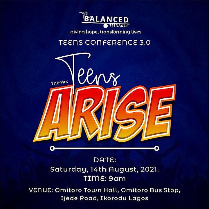 Teens Arise image