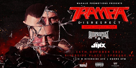 Trampa North American Tour  at Riverside Place tickets