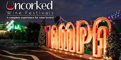 Uncorked: Tampa Wine Fest tickets