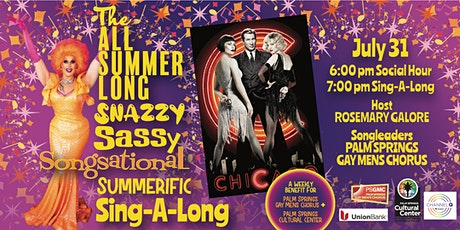 SUMMER SING-A-LONG: CHICAGO tickets