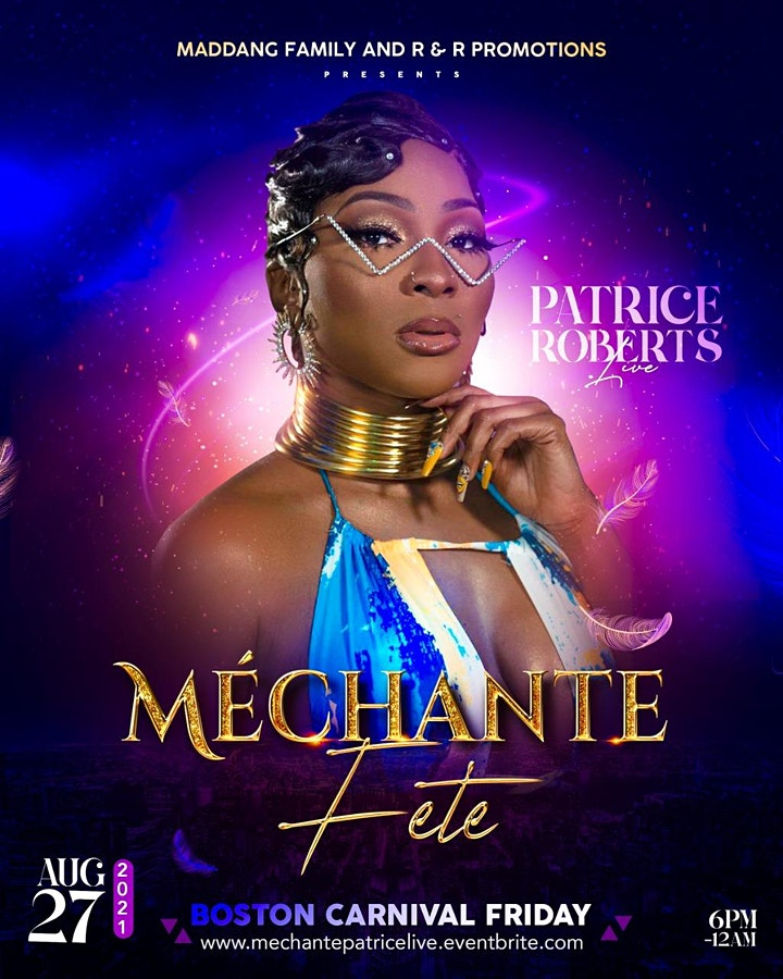 Mechante Fete (Patrice Roberts Live) image