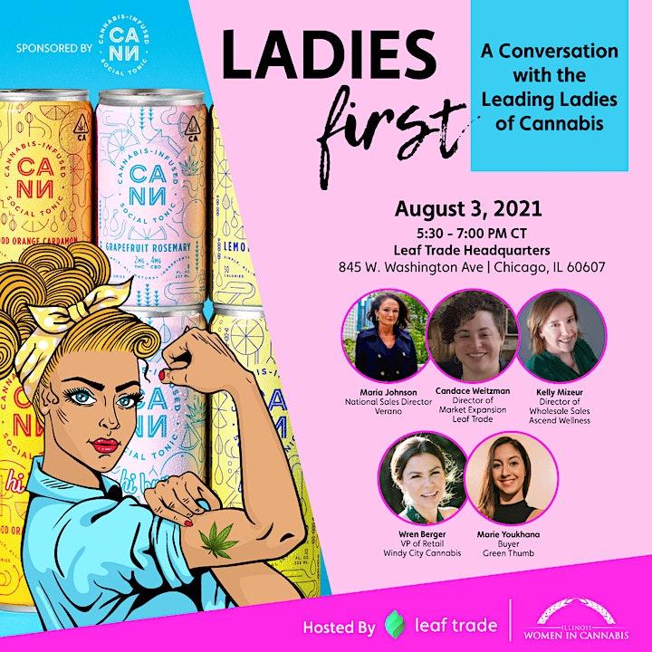 Ladies in Cannabis! image