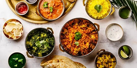 Culture Fest Indian Cooking Class with Monika tickets