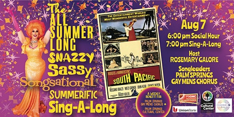 SUMMER SING-A-LONG: SOUTH PACIFIC tickets