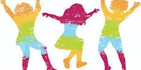 "Danziba Fitness Presents ""Little Feet, Drum Beat"" Virtual Dance Showcase tickets"