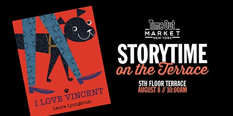 POWERHOUSE ARENA presents Story Time on the Time Out Market Terrace tickets