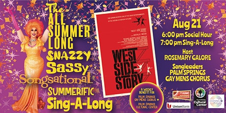 SUMMER SING-A-LONG: WEST SIDE STORY tickets