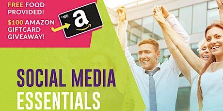 8/9 -LIVE event - Murfreesboro, TN - CE Credit - Social Media Essentials! tickets