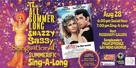 SUMMER SING-A-LONG: GREASE tickets