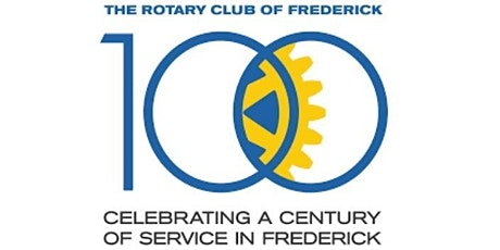 Rotary Club of Frederick Weekly Meeting,  August  4th  - ARC Frederick tickets