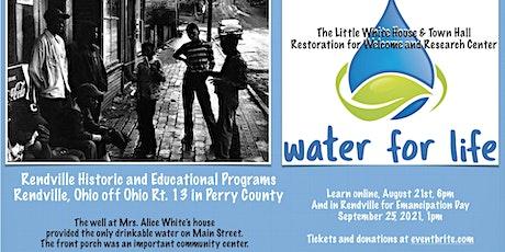 Water of Life: Rendville, Ohio Program tickets