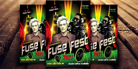 Fuse Fest 2021 tickets
