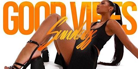 Goodvibes Sundays at Creole tickets