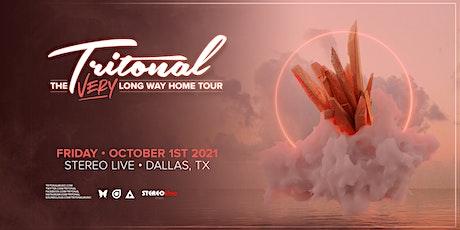 Tritonal  - Stereo Live Dallas tickets