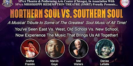 Northern Soul VS Southern Soul tickets