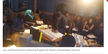 Africentric Parenting Skills Course 301 : August 2021 Cohort tickets