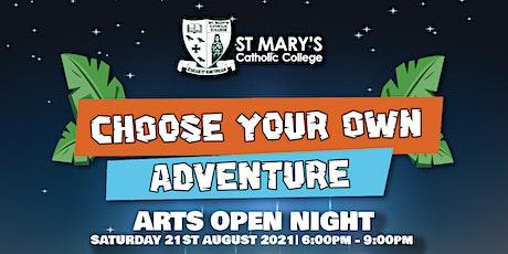 St Mary's Arts Open Night tickets
