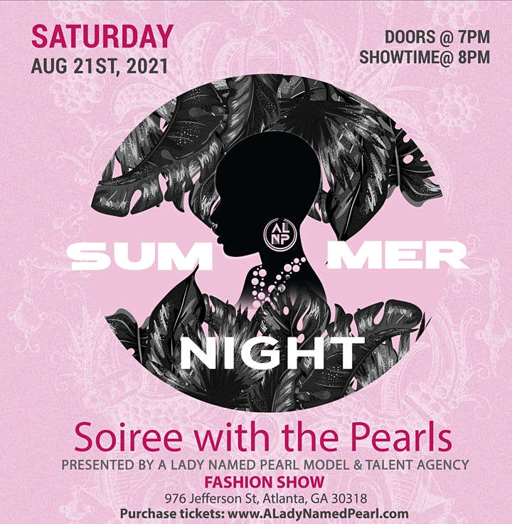A Summer Night Soiree with the Pearls image