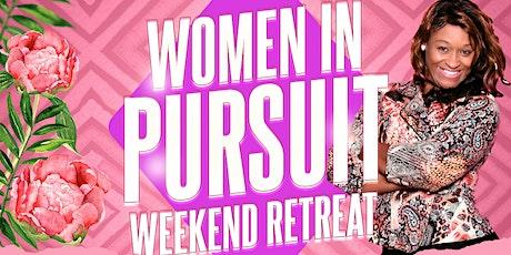 Women In Pursuit Retreat 2021 tickets
