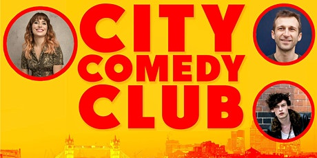 CITY COMEDY CLUB: 19 AUGUST tickets
