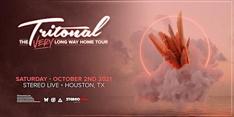 Tritonal - Stereo Live Houston tickets