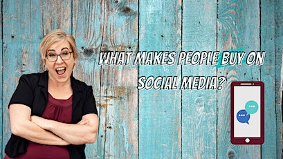 What Makes People BUY on Social Media? tickets