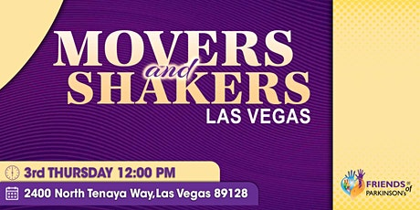 Movers and Shakers – Las Vegas tickets