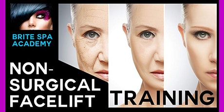 1 Day Microcurrent Non Surgical Facelift  Certification  Class   ONLINE tickets