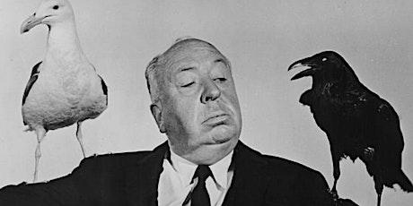 New Plaza Cinema Lecture Series: Max Alvarez  on Alfred Hitchcock's Work tickets