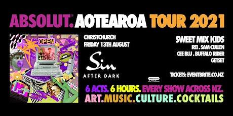 ABSOLUT AOTEAROA TOUR - SWEET MIX KIDS tickets