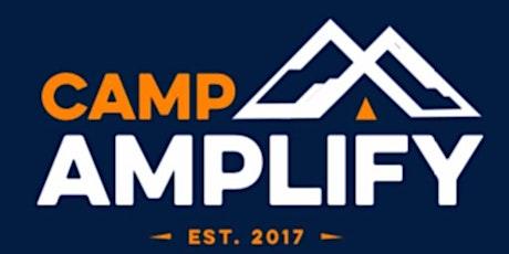 Camp Amplify Golf Tournament & Silent Auction - fundraiser tickets