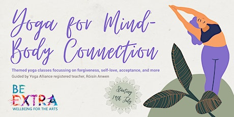 Yoga For Mind-Body Connection | Online tickets