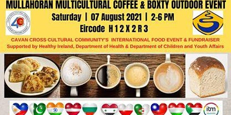 4C Multicultural Coffee & Boxty Outdoor Event tickets