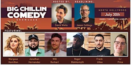 Big Chillin Comedy Showcase tickets