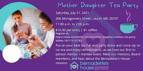 Mother Daughter Outdoor Tea Party tickets