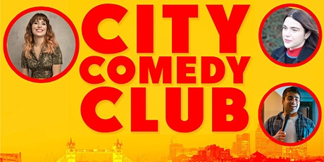 CITY COMEDY CLUB: 21 AUGUST tickets