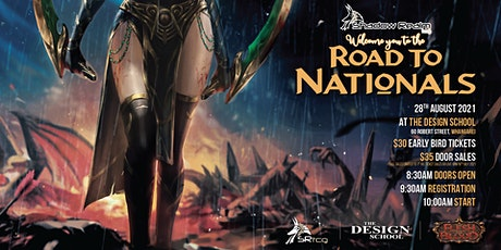 Road To Nationals - Whangarei tickets