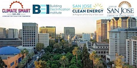 City of San José Building Electrification Roadmap Webinar tickets