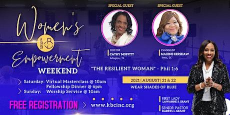 Women's Empowerment Weekend 2021 tickets