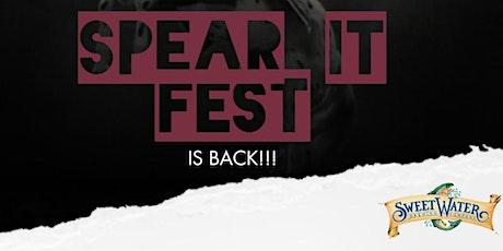 Spear-It Fest Atlanta 2021 tickets