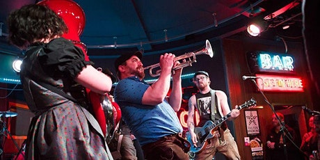 Earth Rider Oktoberfest w/ Winzige Hosen + The Polkarobics + Robot Rickshaw tickets