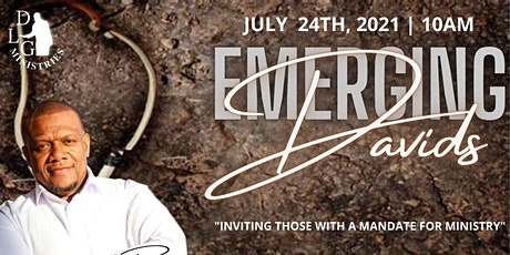 "DLG Ministries present ""Emerging Davids"" tickets"