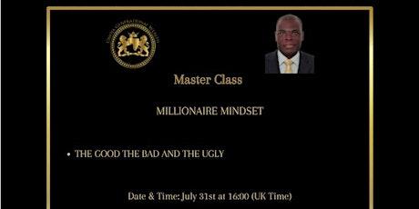Ubuntu Wealth Creation  - Millionaire Mindset (Master Class) tickets