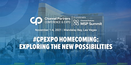 Channel Partners Conference & Expo 2021 tickets