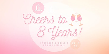 Cheers to 8 Years! tickets