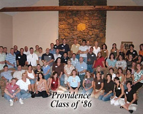 Providence Class of 1986 35th Reunion tickets