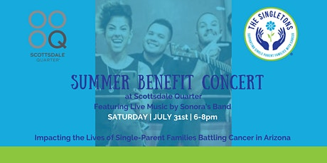 Singletons Summer Benefit Concert tickets