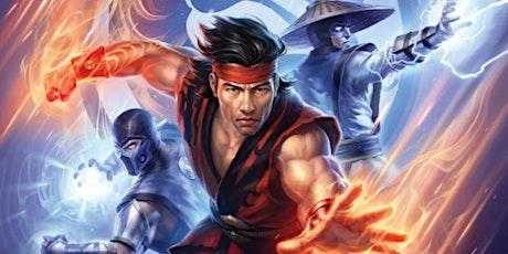 Free screening Mortal Kombat Battle of the Realms tickets